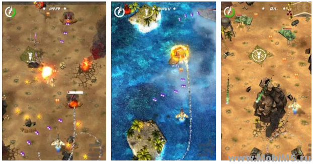 Игра Thunderbolt для Android