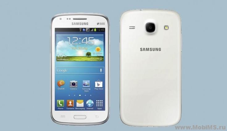 Однофайловая прошивка для Samsung SM-G350E Dual-SIM