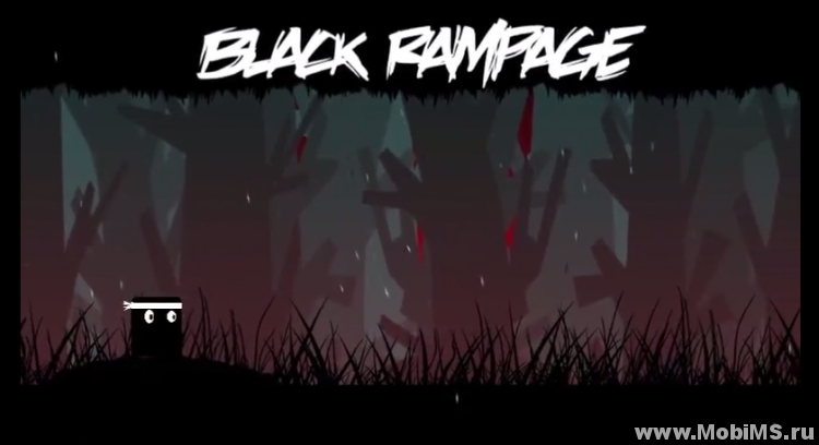 Игра Black Rampage-TinyWorld для Android