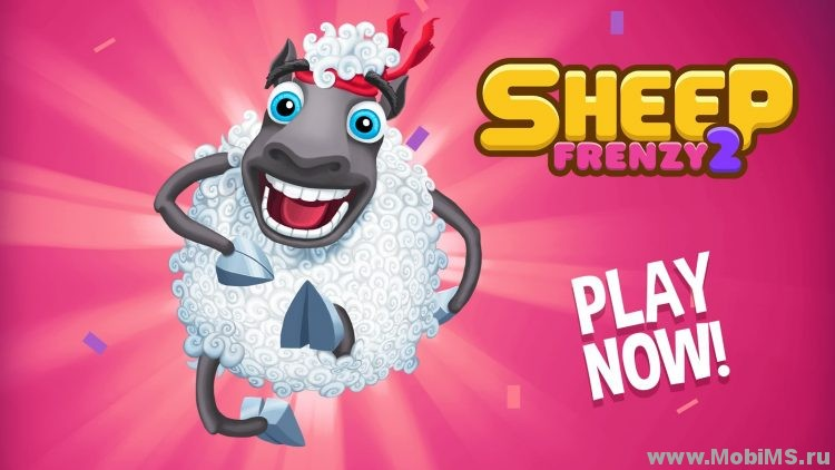 Игра Sheep Frenzy 2 для Android