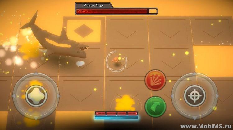 Игра CrownFall для Android