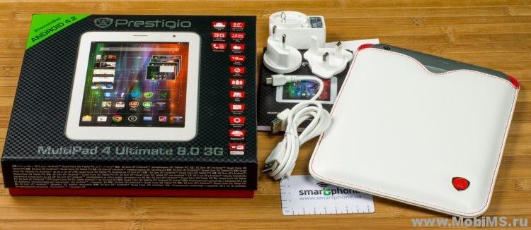 Прошивка для Prestigio MultiPad 4 Ultimate 8.0 3G