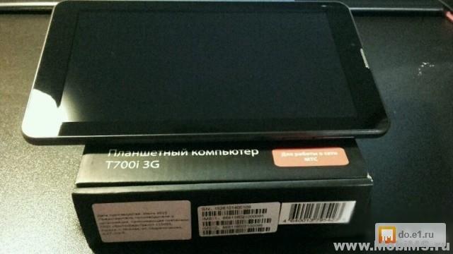 Прошивка для планшета 4Good T700i 3G