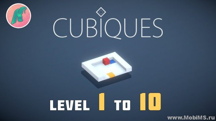 Игра Cubiques для Android