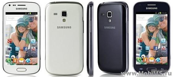 Прошивка для Samsung Galaxy Ace 2 GT-I8160