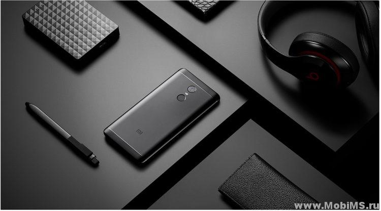 Прошивка и разблокировка Xiaomi Redmi Note 4X