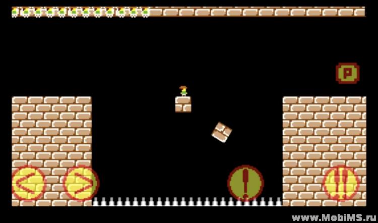 Эта игра для iPhone выбесит вас за 5 секунд - Trap Adventure 2