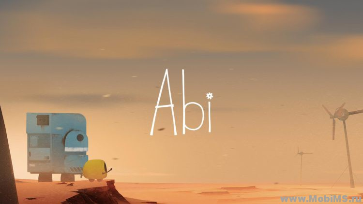 Игра Abi: A Robot's Tale для Android