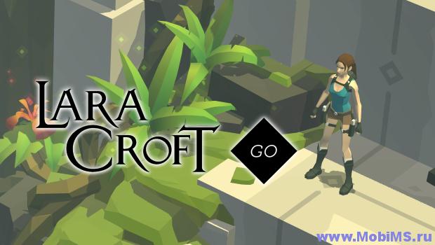 Игра Lara Croft GO для Android