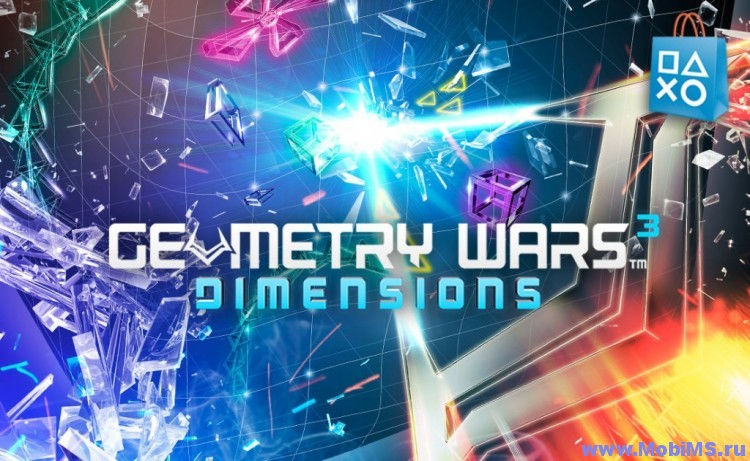 Игра Geometry Wars 3: Dimensions для Android