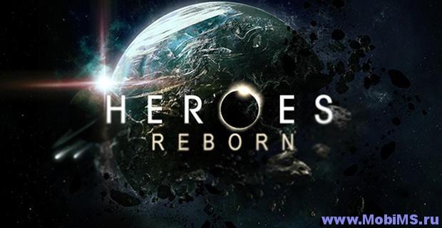 Игра HEROES REBORN: ENIGMA для Android