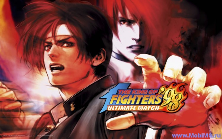 Игра THE KING OF FIGHTERS '98 для Android