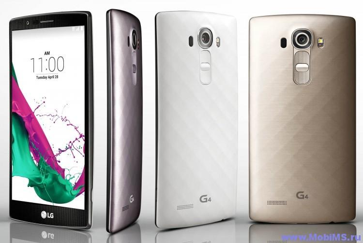Разборка LG G4: проще некуда