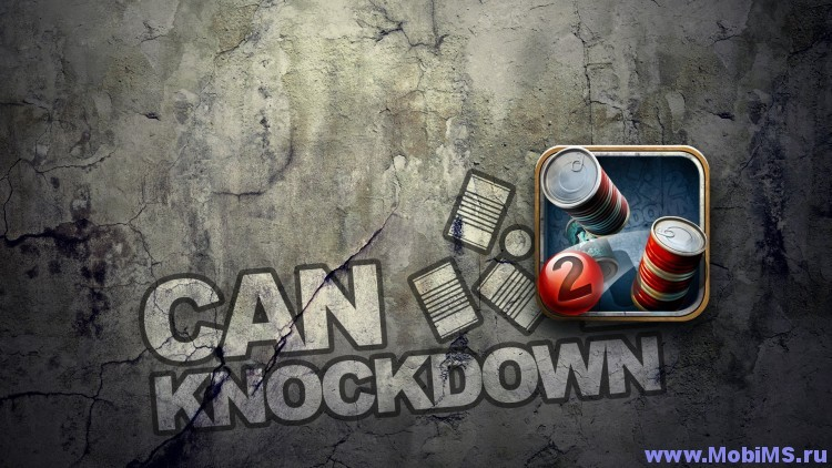 Игра Can Knockdown 2 для Android