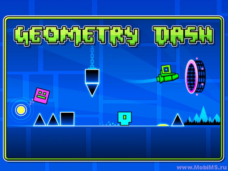 Игра Geometry Dash для Android